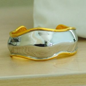 Fifth Avenue Collection Gold/Silver Tone Bracelet
